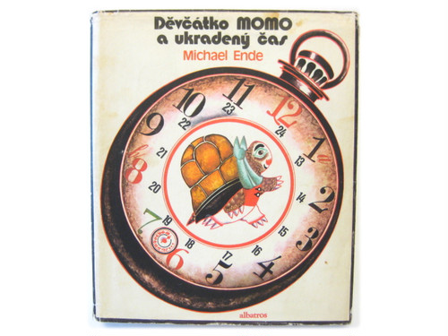 《SOLD OUT》クヴィエタ・パツォウスカー「Devcatko Momo a ukradeny cas」1979年