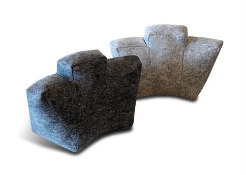 ダムぐるみ 経年変化コンクリート色(25cm)