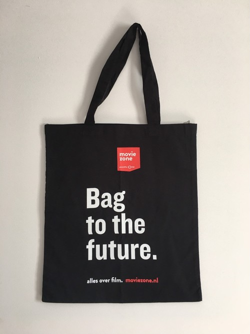 Bag to the future ! eye film museum エコバック