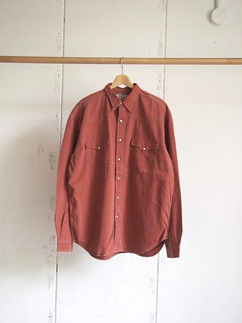 USED / Levi`s, Western shirts