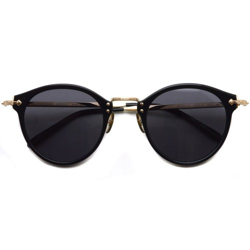 OLIVER PEOPLES オリバーピープルズ / OP-505 Sun / BK/GRY (Polar) ブラック / ゴールド / グレー偏光レンズ サングラス
