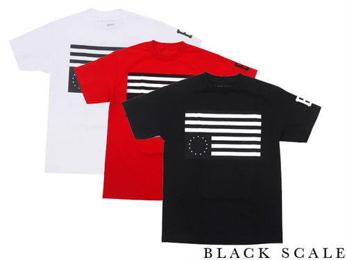 BLACK SCALE REBEL 13 Tシャツ