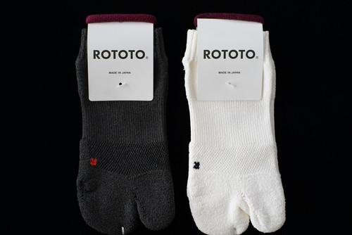 RoToTo / WASHI TABI ANKLE SOCKS