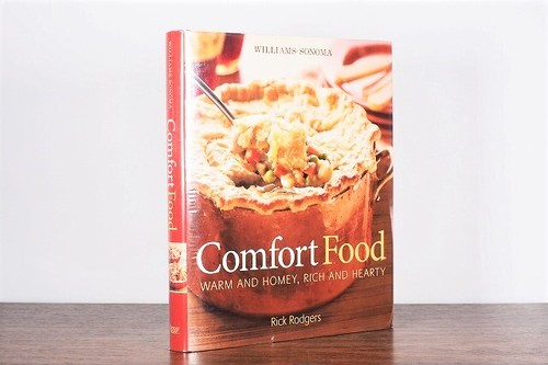 Comfort Food WARM AND HOMEY,RICH AND HEALTHY/visual book