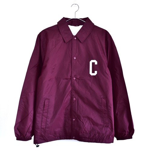 carbonic rubing logo COACH jacket