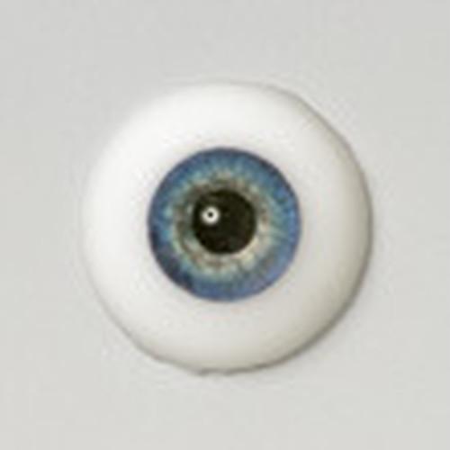 シリコンアイ - 19mm Mystique with Smaller Iris for 17mm 片目のみ (三白眼)