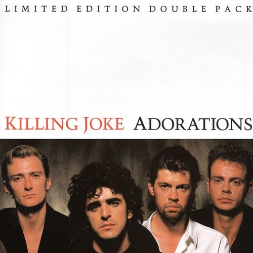 【7inch x2・英盤】Killing Joke / Adorations (Limited Edition)