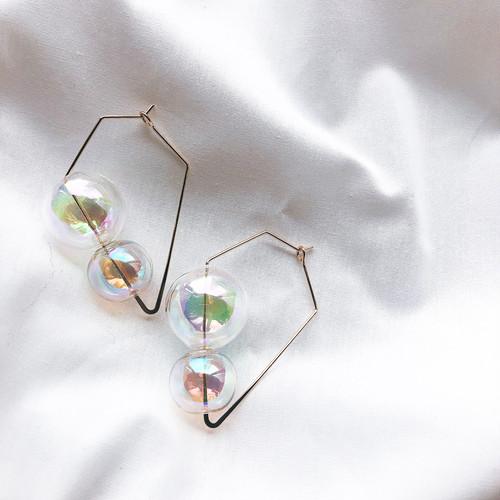 Sunny bubble pierce