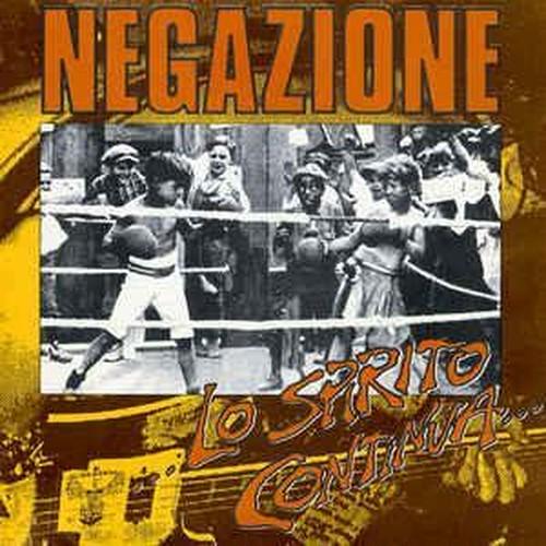 Negazione - Lo Spirito Continua… CD