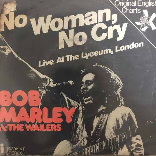 Bob Marley & The Wailers ‎- No Woman, No Cry【7-20406】