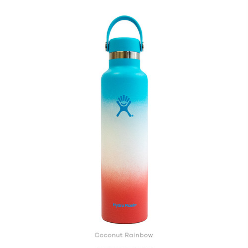 Hydro Flask  24 oz Standard Mouth ( 03 Coconut ) SHAVE ICE COLLECTION