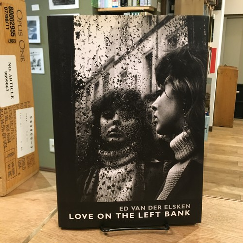 LOVE ON THE LEFT BANK / ED VAN DER ELSKEN(エド・ファン・デア・エルスケン)