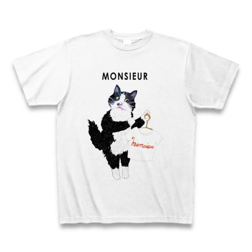 【ムッシュー】MONSIEUR & MONSIEUR Tシャツ