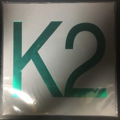 """K2 – Iron Kulture(7"""")USED"""