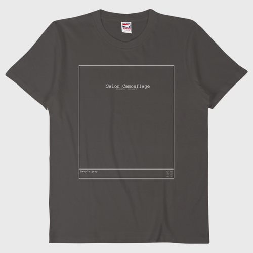 The Solid things <Davy`s grey> Tシャツ