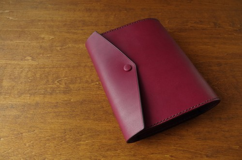 【受注生産】HOBONICHI TECHO cover(original size)/raspberry