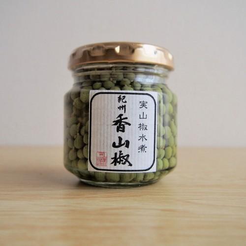 実山椒 水煮 45g