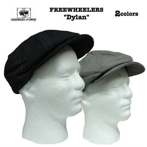 """Dylan"" FREEWHEELERS/フリーホイーラーズ SUBTERRANEANS Lot 1927004 2colors / キャスケット"
