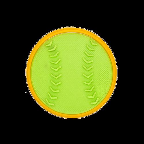 クッキー型:野球ボール