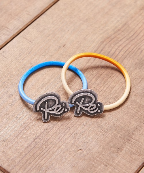 Re LOGO GRADATION ELASTIC[REA073]