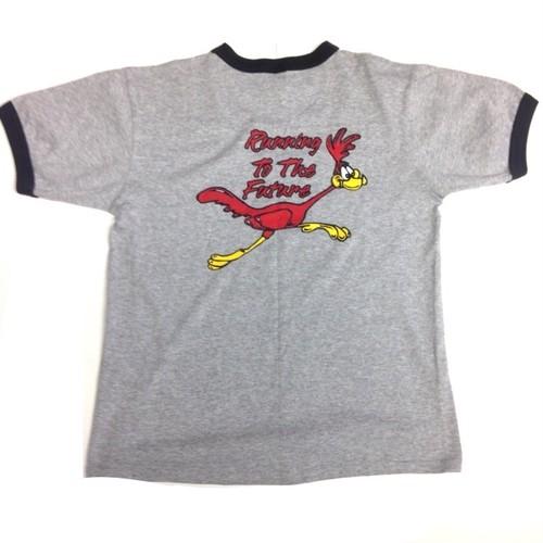 Tシャツ/Road Runners リンガー  【古着】