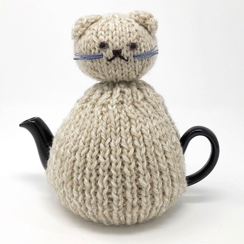 Cat Teapot Cover by hutte