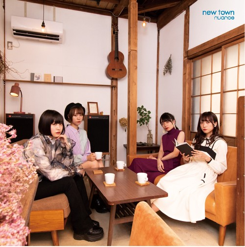 LP record 「new town」