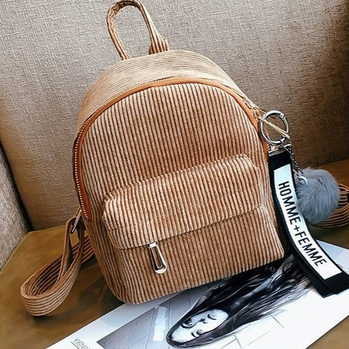 Cute Backpack Mini Small Backpack ミニ 大人ガーリー スウィート キュート カジュアル かわいい キッズ バックパック リュック (HF99-9655067)