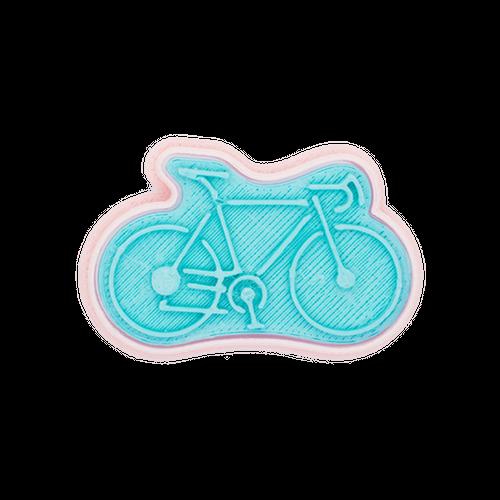 クッキー型:ロードバイク