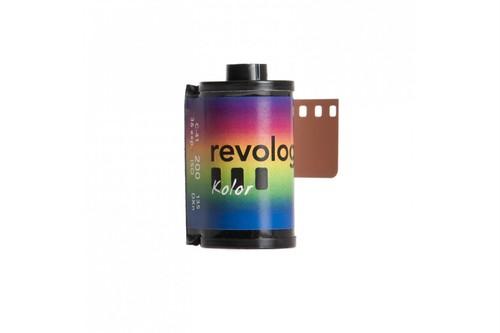 【カラーネガフィルム 35mm】Revolog(レボログ)Kolor 36枚撮り