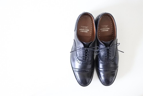 BROOKS BROTHERS セミブローグ 8.5 D