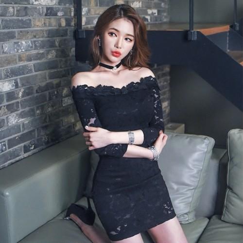 【即納・国内在庫】Short Dress Sctd041