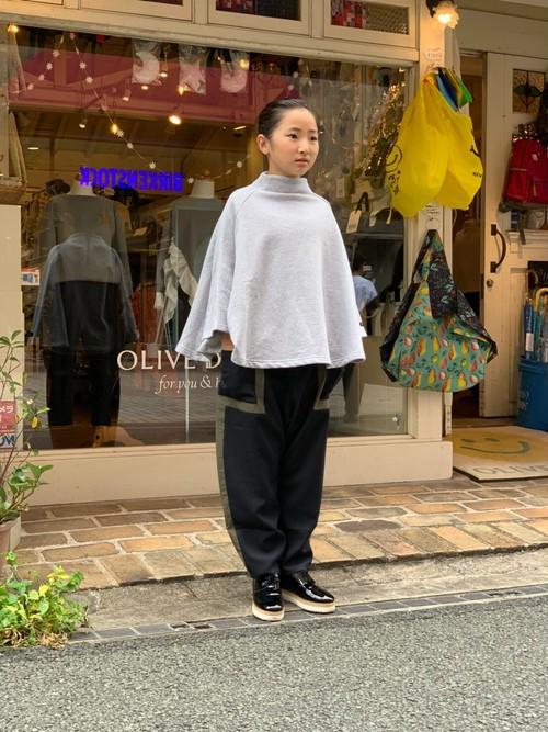 KIDS:highking【ハイキング】alice sweat(グレー/100〜120cm)