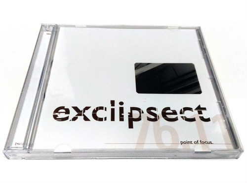 [USED] Exclipsect - Point Of Focus (2002) [CD]
