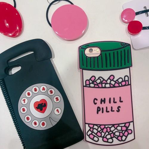 シリコンiPhoneケース