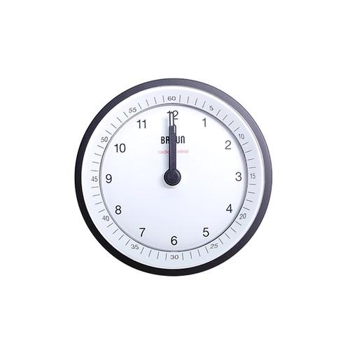 ブラウン BRAUN CLOCK メンズ レディース BC07BW-DCF ブラック ホワイト