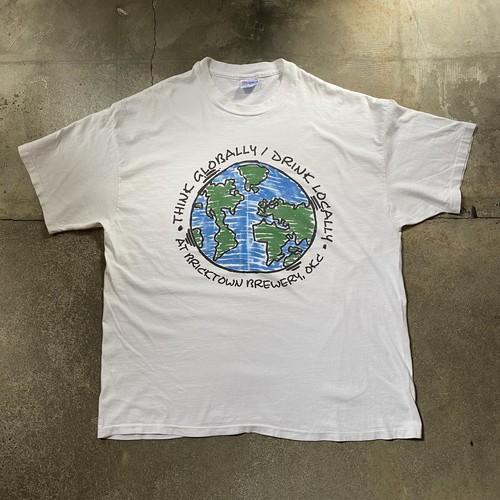 90s Print T-Shirt /  illustration