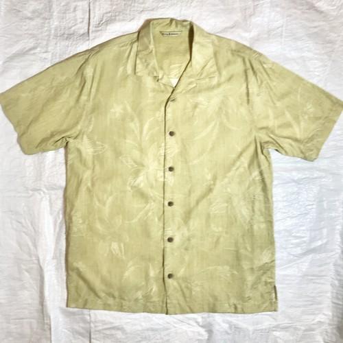 【Tommy Bahama】アロハシャツ SILK100%