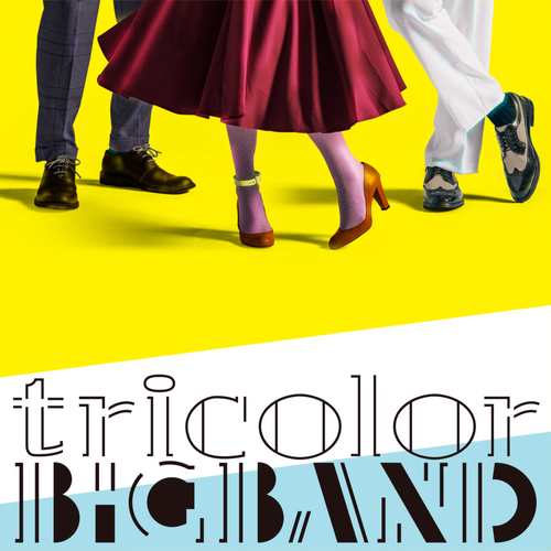 CD「tricolor BIGBAND / tricolor」