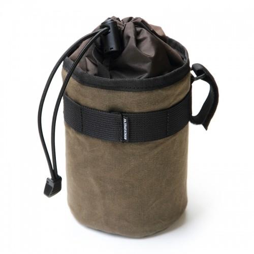 FAIRWEATHER  stem bag(ブラウン)フェアウェザー ステムバッグ