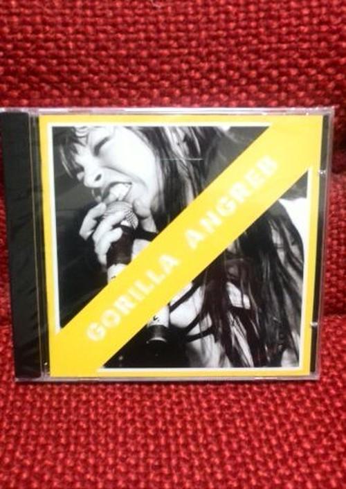 GORILLA ANGREB s/t CD