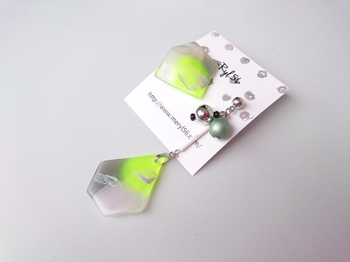 fragment pierce/earring
