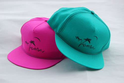 VACATION PALM TREE CAP