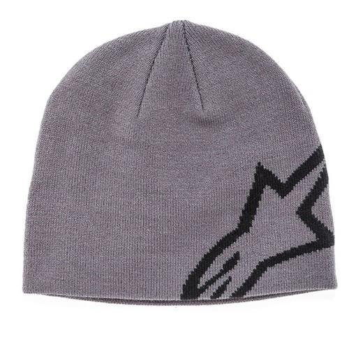 alpinestars ニット帽 beanie グレー