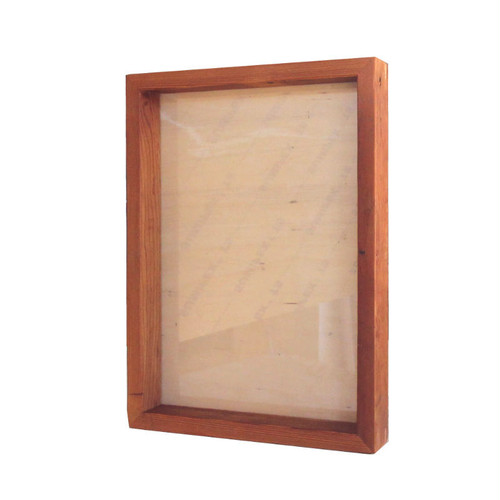 <Out of Stock>入荷待ち Reclaimed Frame - Tray- size B4