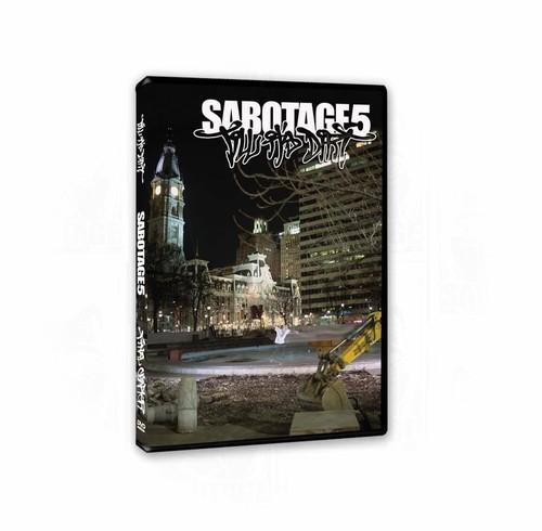 SABOTAGE 5 DVD