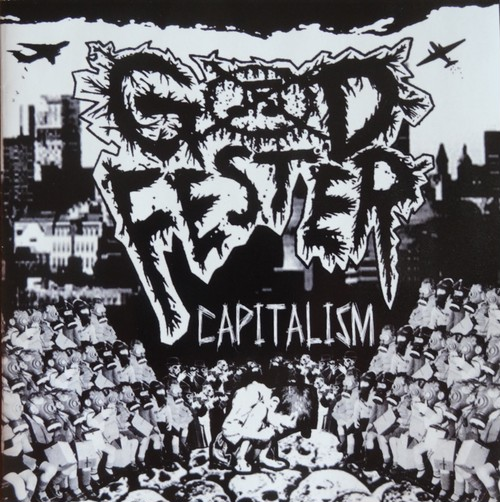 GOD FESTER - Capitarism CDR