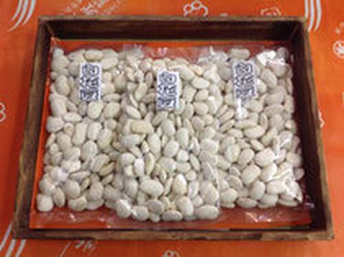 白花豆 200g