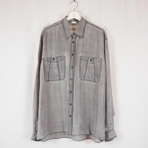 Euro Silk L/S Shirt