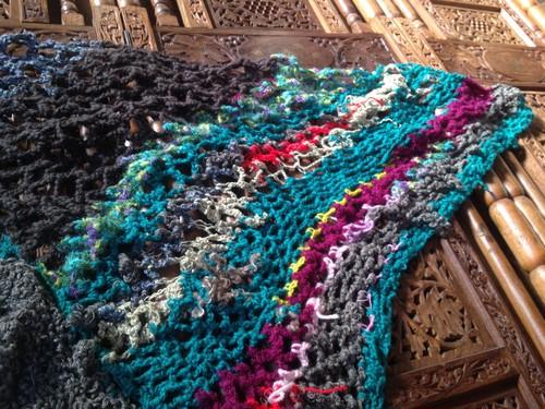 Hip scarf